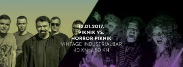 Piknik Vs Horror Piknik u Vintage Industrial Baru
