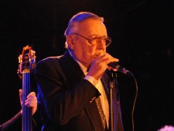 Stjepan Jimmy Stanić u Močvari (Foto: Mladen Pobi)
