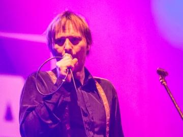 Alen Marin, pjevač grupe Kojoti (Foto: Izidor Tačković)