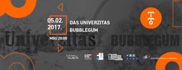 Bubblegum i Das Univerzitas Kunstmuzik na MIMO-u u MSU-u