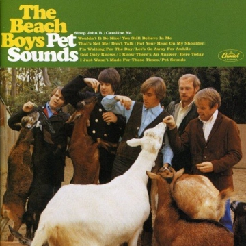 The Beach Boys 'Pet Sounds'
