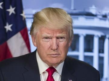 Donald Trump (Foto: službeni portret/Wikipedia)