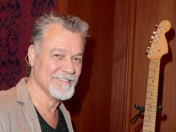 Eddie Van Halen (Foto: Wikipedia)
