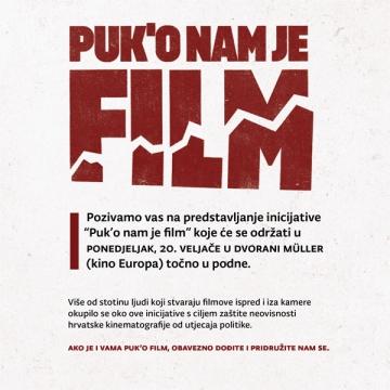 'Puk'o nam je film'