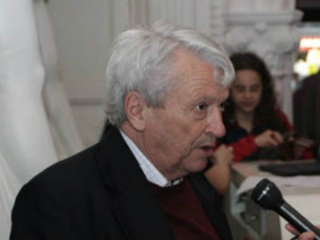 Predrag Matvejević (Foto: Wikipedia)