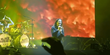 Black Sabbath, 4. veljače, Birmingham (Izvor: Youtube)