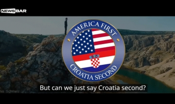 'Croatia Second' News Bara