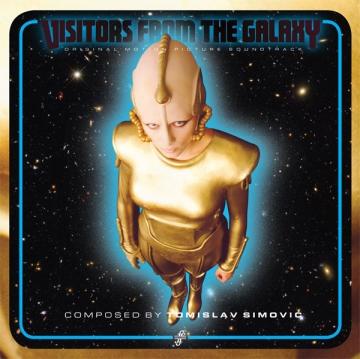 'Gosti iz galaksije' LP