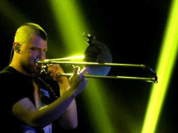 Josh Holcomb, Lucky Chops (Foto: Zoran Stajčić)