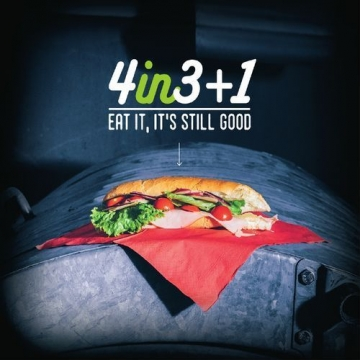 4in3+1 'Eat It, It's Still Good'