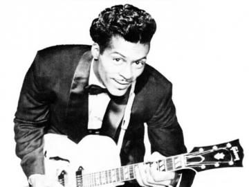 Chuck Berry snimljen 1958. godine (Promo fotografija/Wikipedia)