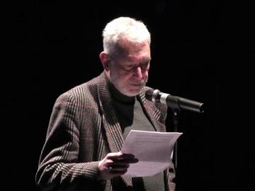 Petar Janjatović na komemoraciji Anti Perkoviću (Foto: Zoran Stajčić)
