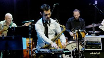 Chui i Jazz orkestar HRT-a u Gorgoni (Foto: Zoran Stajčić)