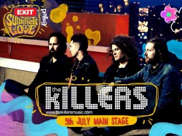 The Killers na Exitu