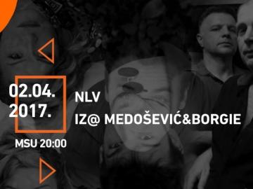 NLV i Iz@ Medošević na MIMO-u