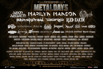 5. Metaldays festivalu u Tolminu