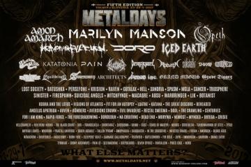 5. Metaldays festivalu u Tolminu