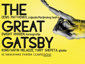 'The Great Gatsby Ballet'