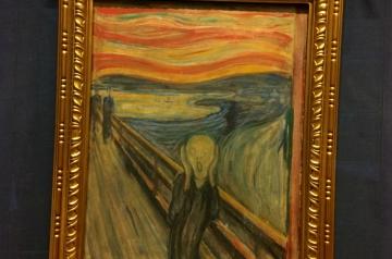 Jedina nesretna osoba u Norveškoj živi i radi u Nacionalnoj galeriji u Oslu (Foto: Monika Valečić)