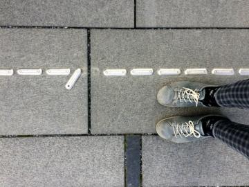 (Foto: Monika Valečić; noge su isto njezine)