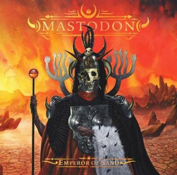 Mastodon 'Emperor Of The Sand'