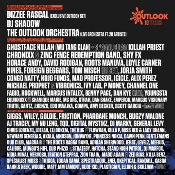 10. Outlook festival