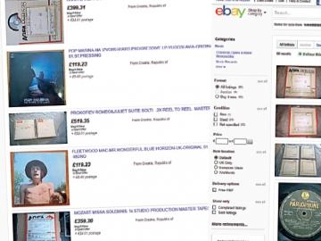 Prodaja nacionalnog kulturnog blaga na eBayu