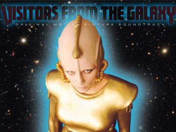 'Gosti iz galaksije' -  Soundtrack