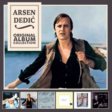 Arsen Dedić 'Original Album Collection'