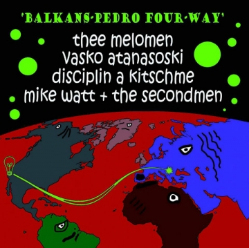 'Balkans Pedro Four Way'