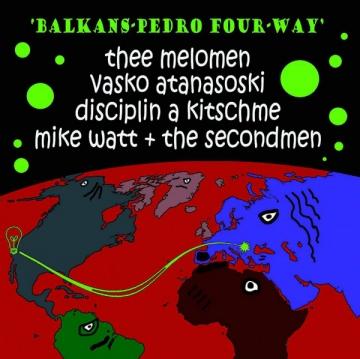 'Balkans Pedro Four Way'
