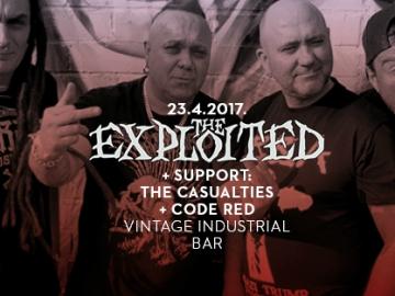 Exploited u Vintage Industrial Baru
