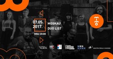 Moskau i Duo List na MIMO-u