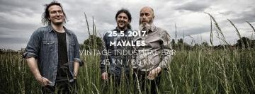 Mayales u Vintage Industrial Baru
