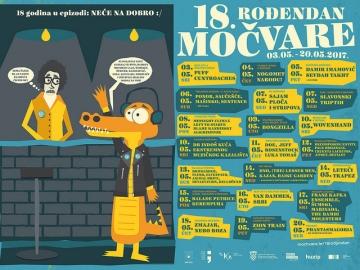 Program 18. rođendana Močvare