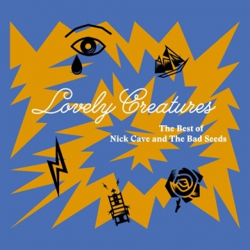 """""""Lovely Creatures - The Best of Nick Cave and The Bad Seeds (1984-2014) """""""