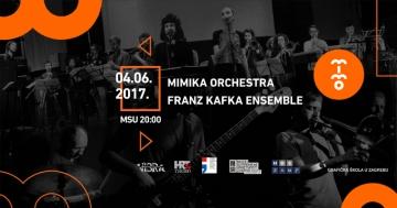 Franz Kafka Ensemble i Mimika Orchestra na MIMO-u