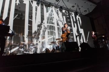 Laibach u Lisinskom  (Foto: Izidor Tačković)