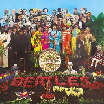 The Beatles 'Sgt. Pepper's Lonely Hearts Club Band'