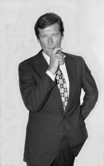 Roger Moore (foto: Wikipedia)