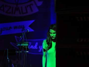 Sara Renar u Azimutu (Foto: Hrvoslav Pavić)