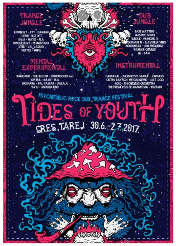 3. Tides Of Youth festival