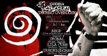 Techno Overdose u Attacku!