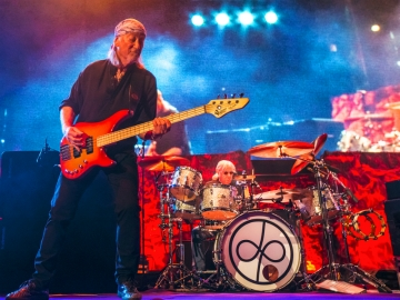 Deep Purple u Zagrebačkoj areni (Foto: Roberto Pavić)