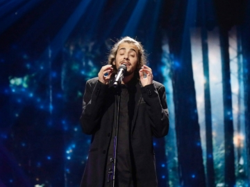 Salvador Sobral (Foto: Andres Putting / EBU)