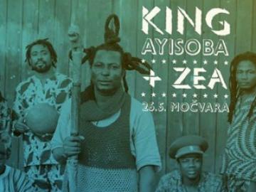 King Ayisoba u Močvari