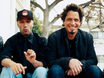 Tom Morello i Chris Cornell (Izvor: Audioslave official/Facebook)