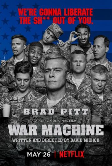 """""""War Machine"""""""