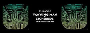 Yawning Man i Stonebride u Vintage Industrial Baru