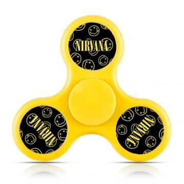Nirvana fidget spinner